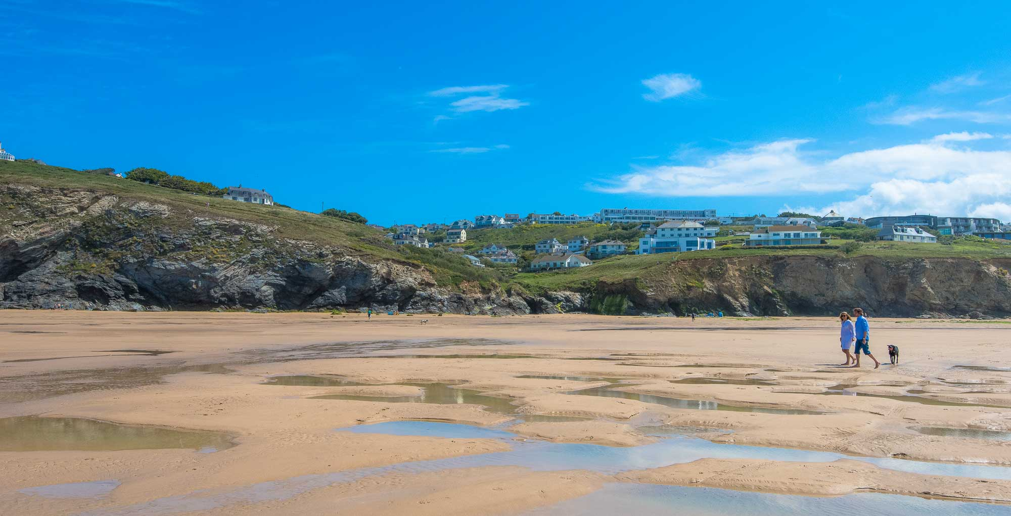Holiday Cottages To Rent In Mawgan Porth Cornwall