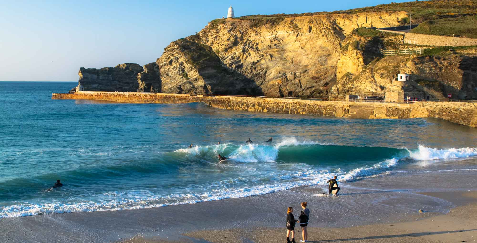 Holiday Cottages To Rent In Portreath Cornwall