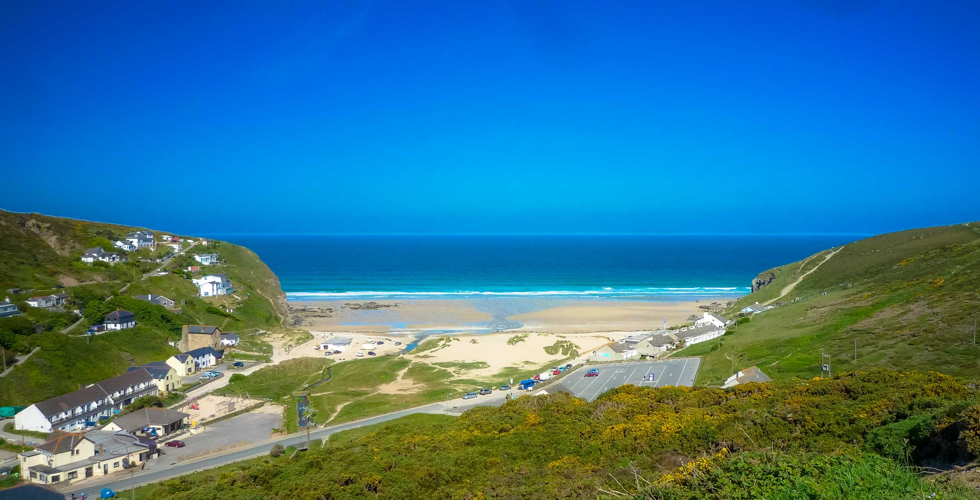 Holiday Cottages To Rent In Porthtowan Cornwall