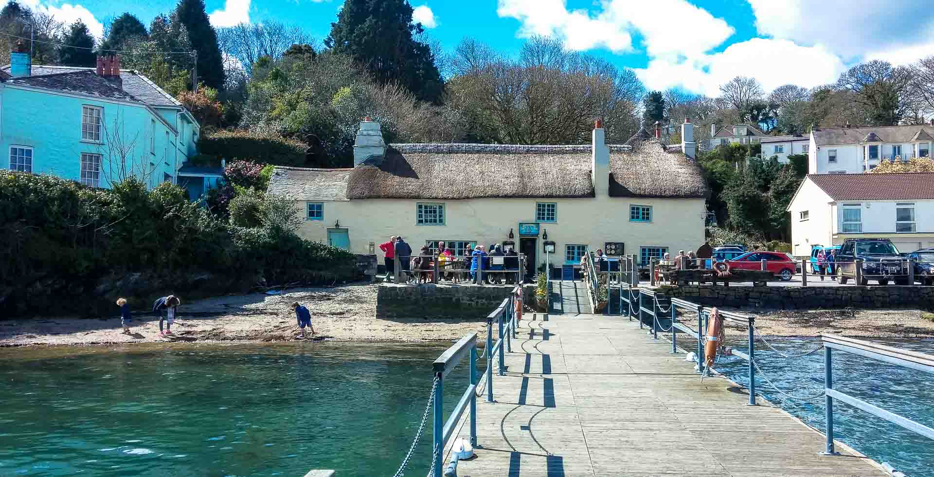 Holiday Cottages To Rent At Mylor Bridge