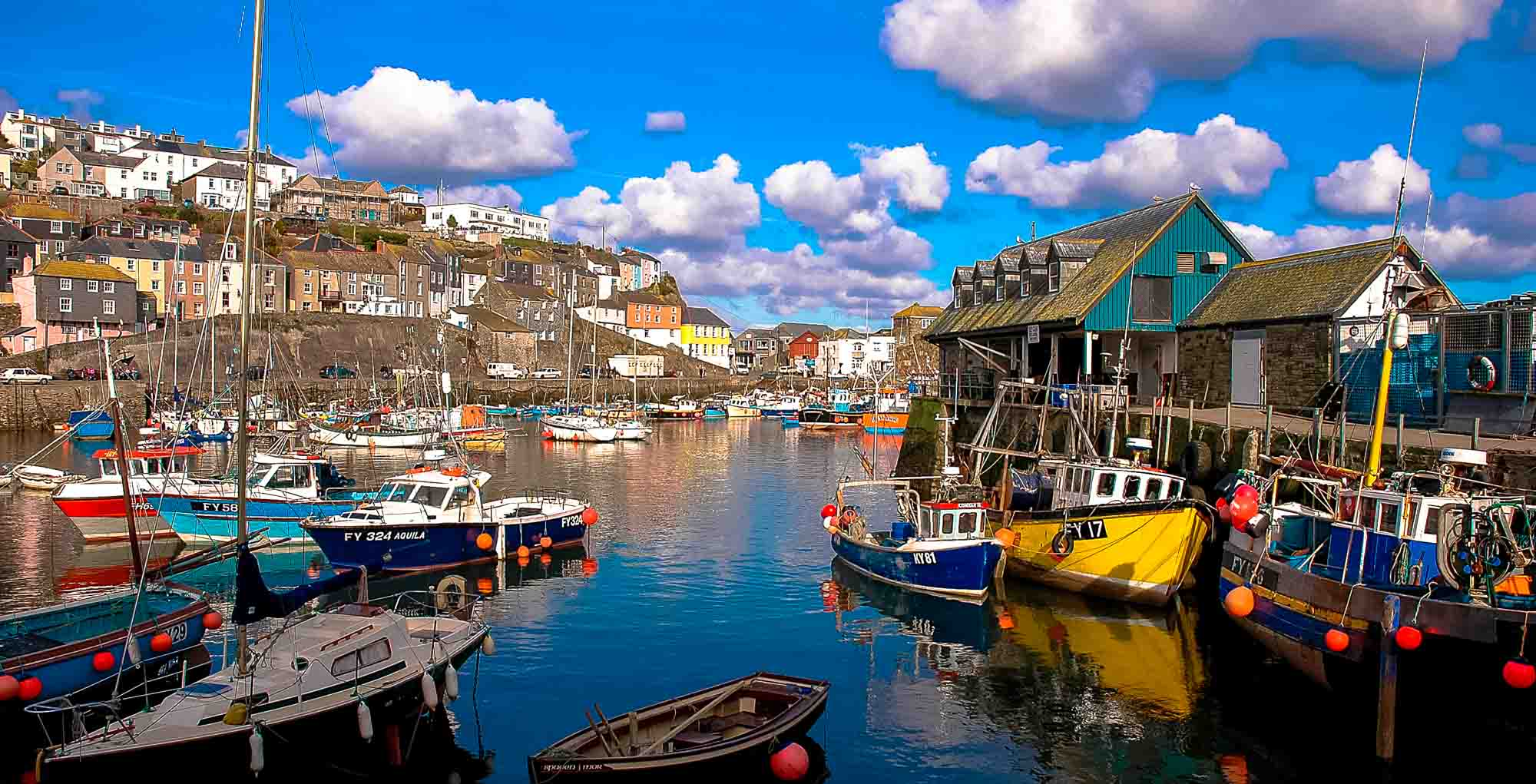 Mevagissey Holiday Cottages Cornwall Mevagissey Rentals