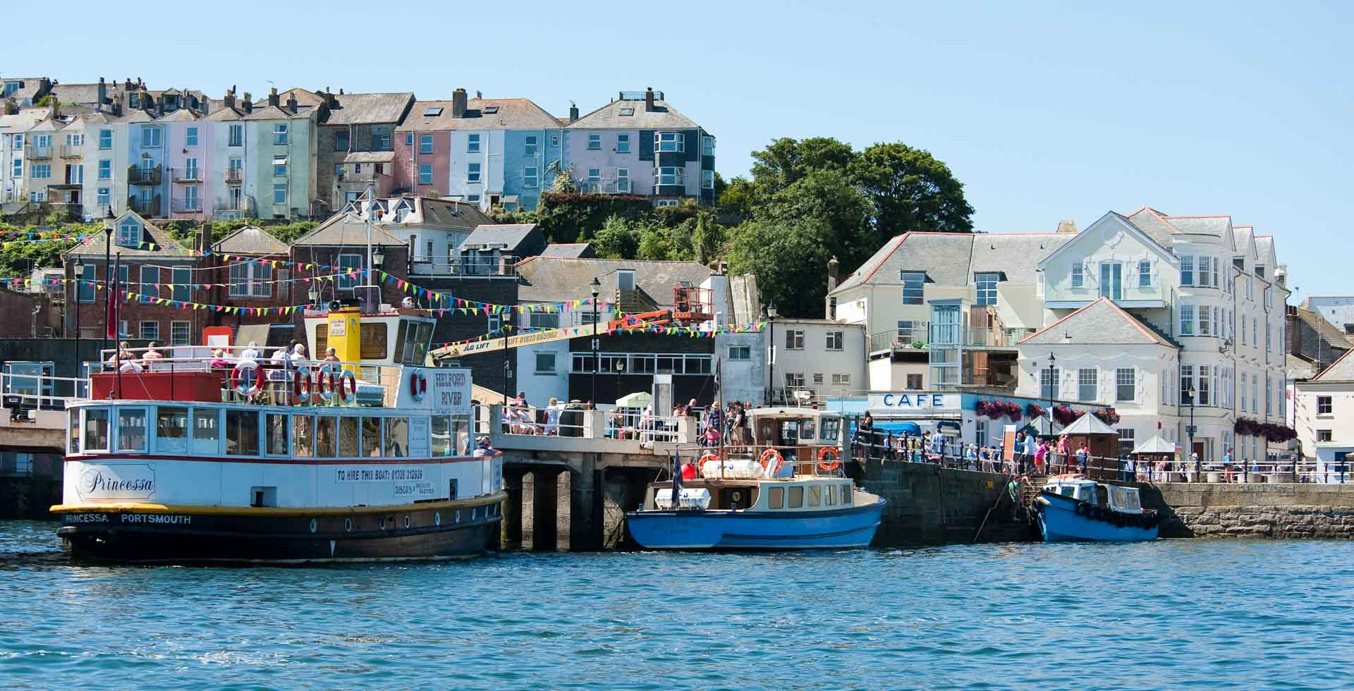 Falmouth Boat Hire And Charter Cornwall Cottages Near