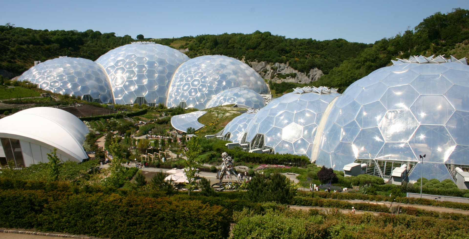 The Eden Project Cornwall Cottages Near The Eden Project
