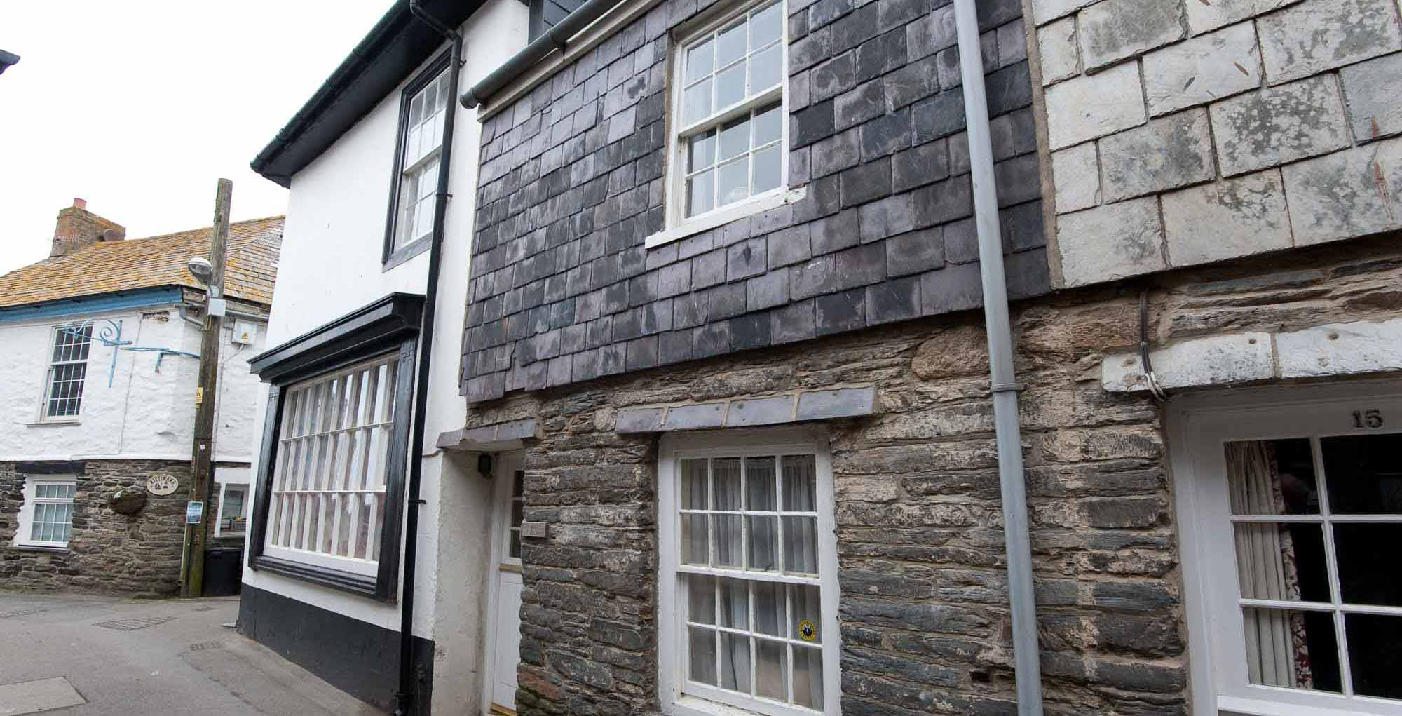 Cornwall holiday cottages port isaac fishermans cottage - The fishermans cottage ...