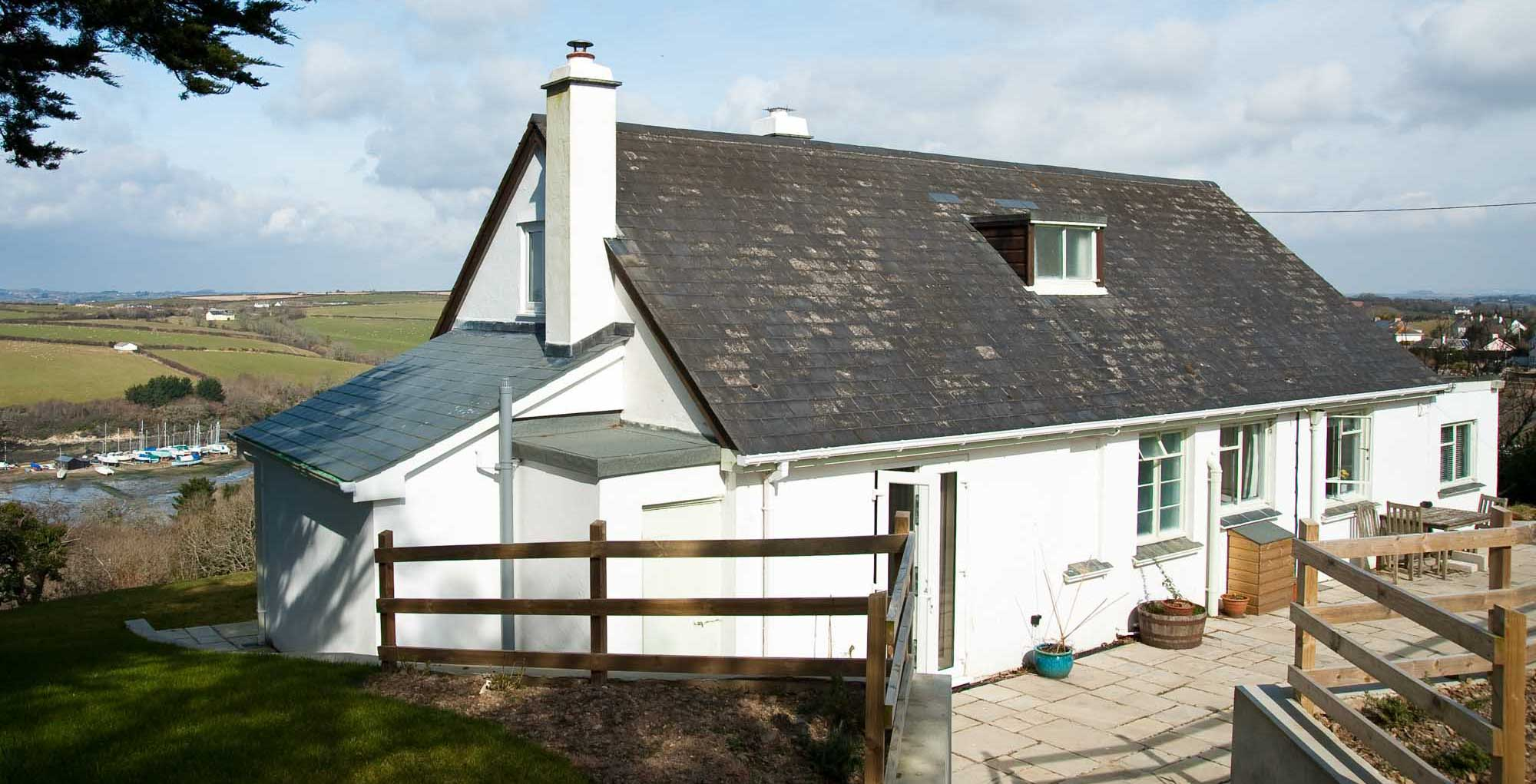 luxury floor plans with pictures cornwall cottages st just in roseland tantallon 25063