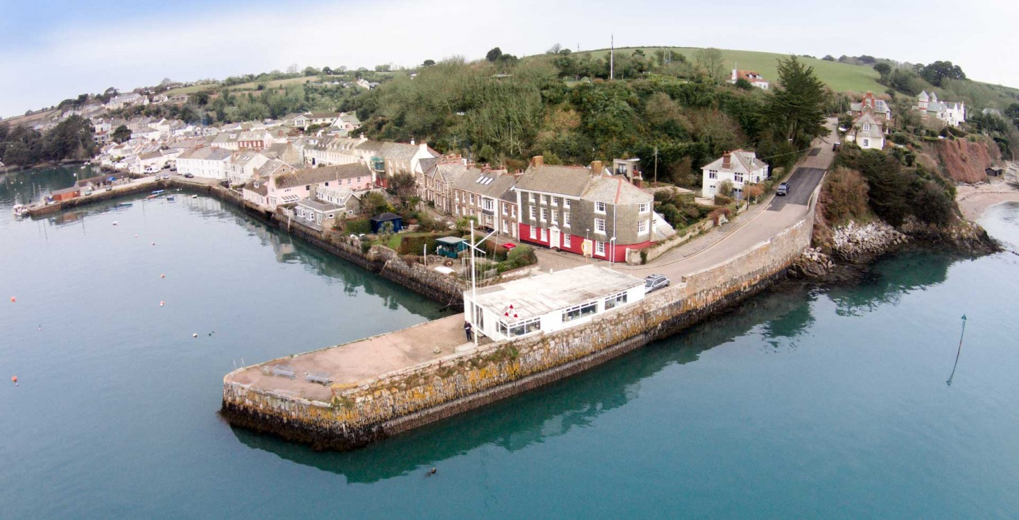 Cornwall Holiday Cottages Flushing New Quay House