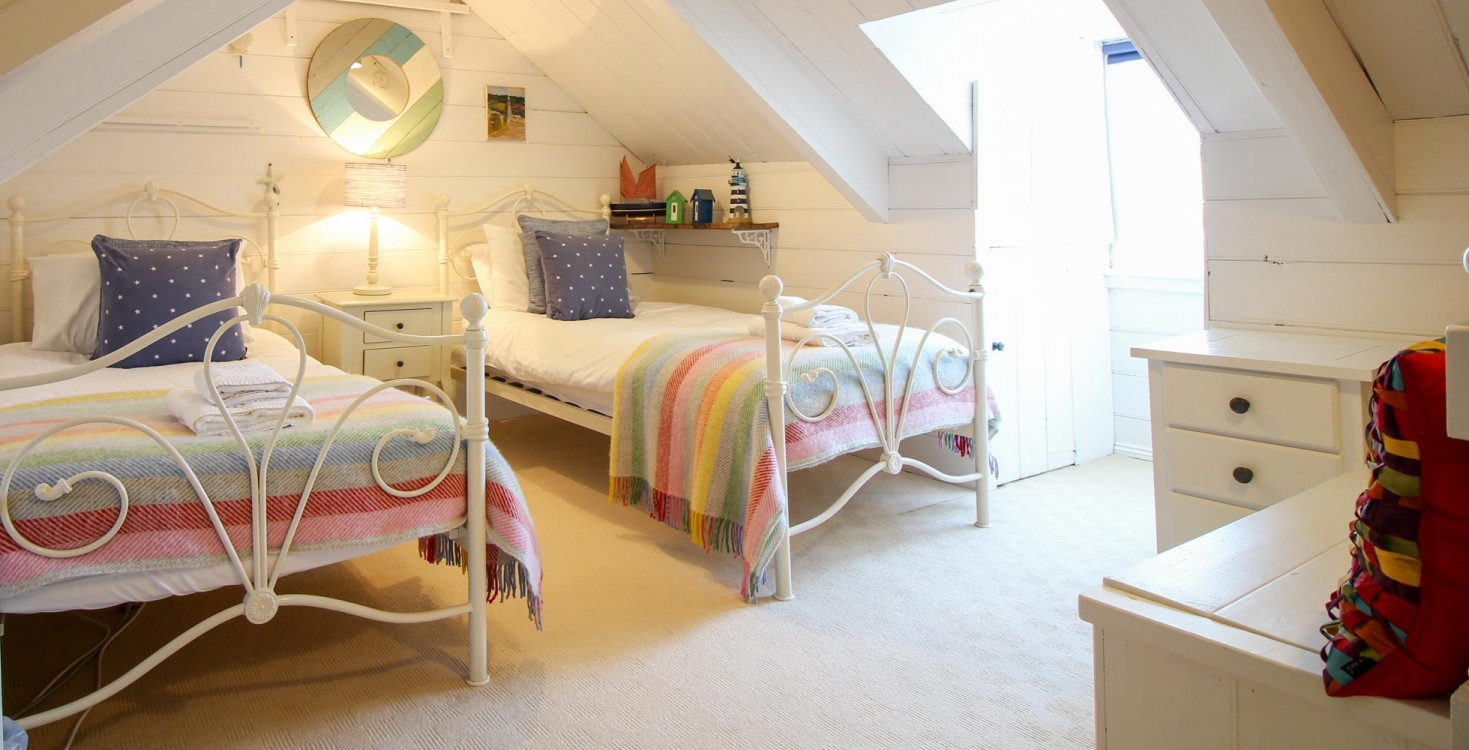 St Ives Holiday Cottage Cornwall near Harbour & Beach