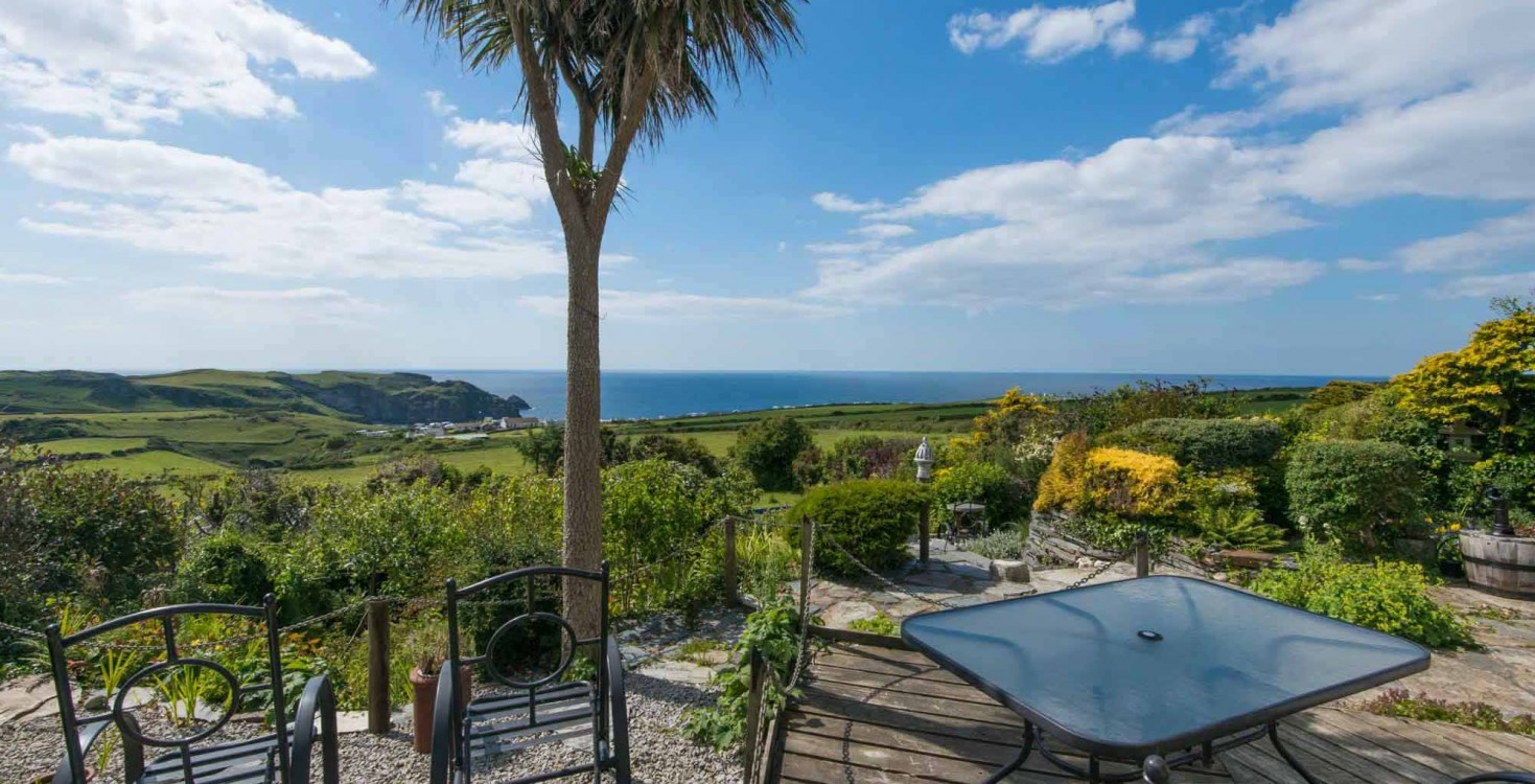 256d06ddfe Cornwall Holiday Cottages Tintagel Overaven