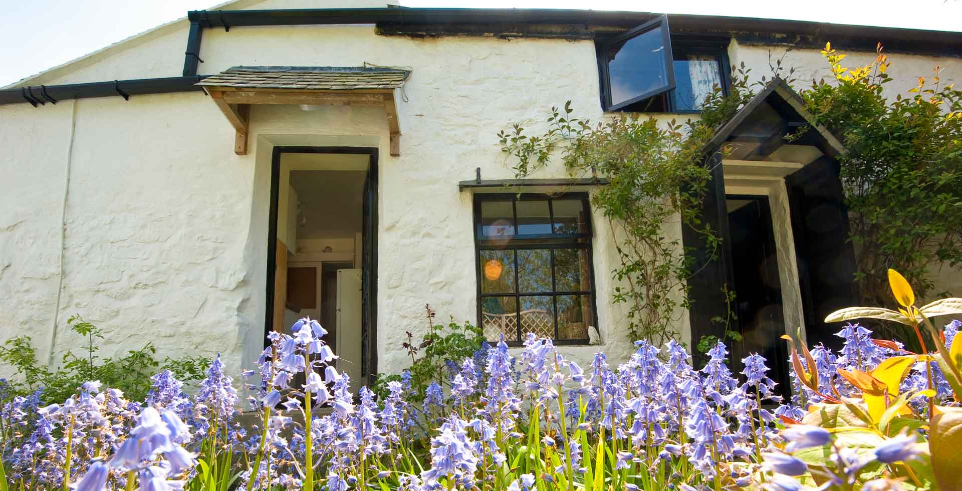 The collectors olivey place mylor bridge nr falmouth cornwall uk - Willow Cottage