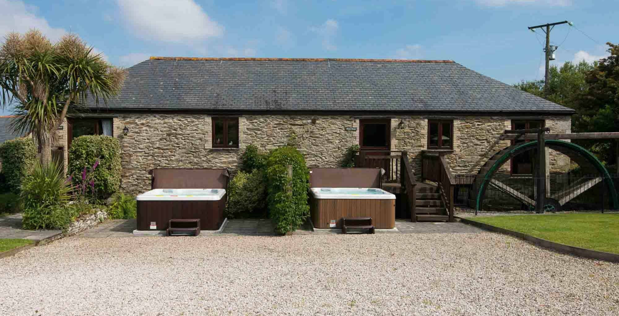 Cornwall Cottages With Hot Tub Holiday Homes Apartments