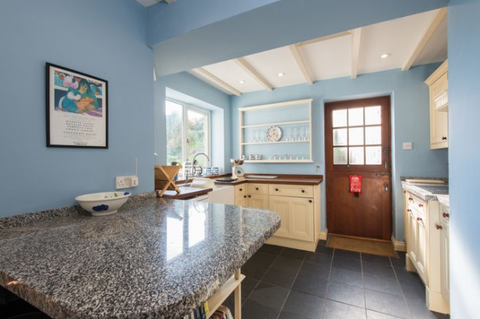 cottage cottages images boathouse the holiday portloe view cornwall more