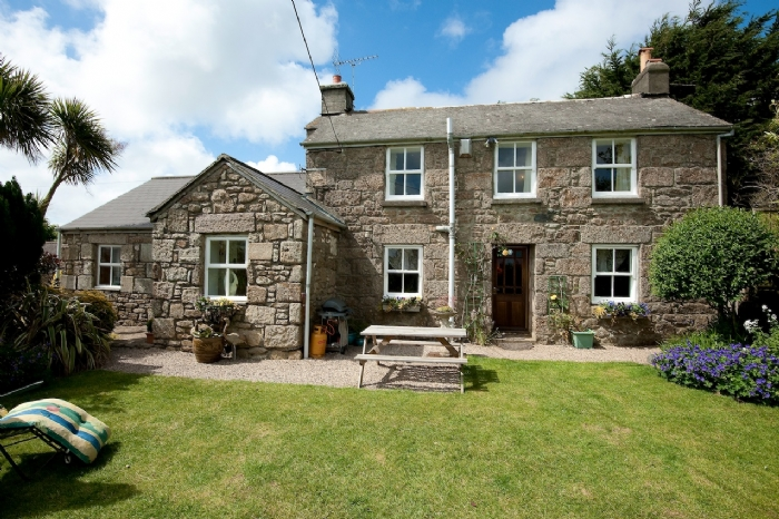 Cornwall Holiday Cottages Lands End Anjarden Farmhouse