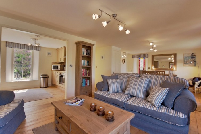 Cornwall Holiday Cottages Coombe Villa