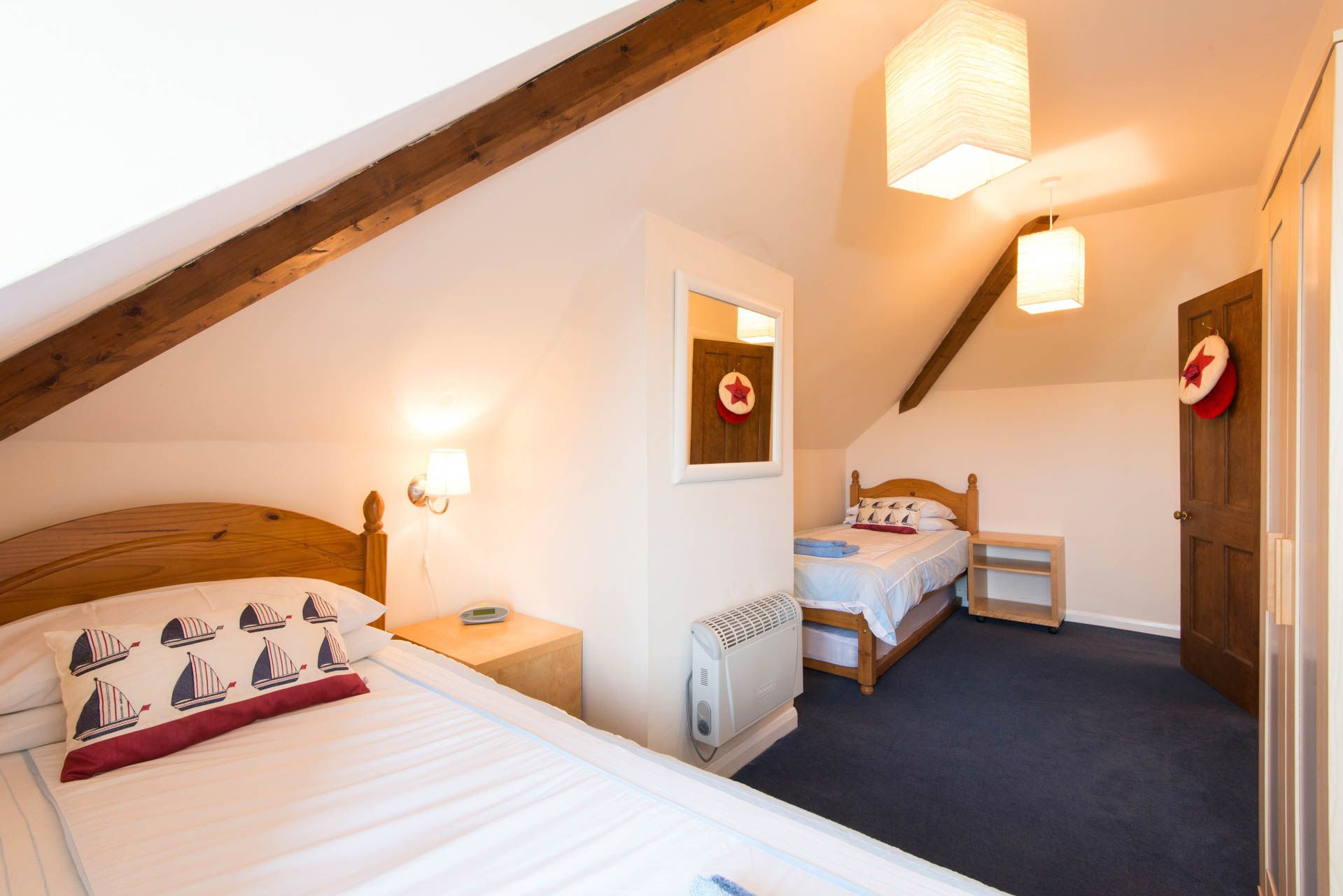 Holywell Bay Cottages Dog Friendly