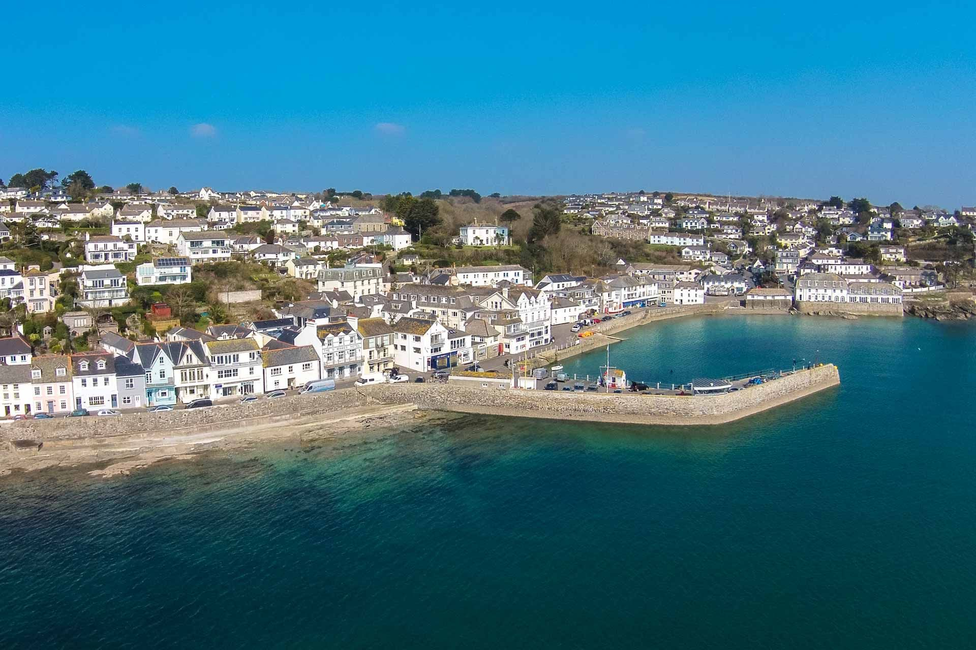 Contemporary Holiday Home St Mawes Cornwall Dog Friendly