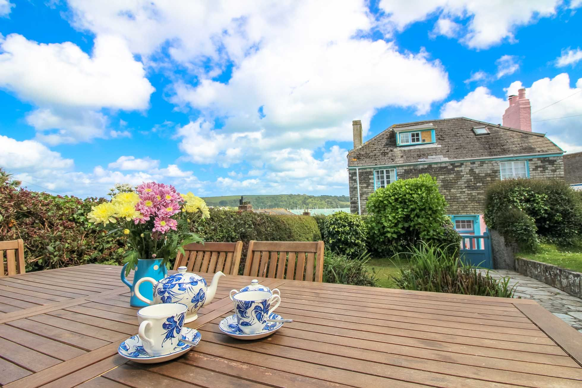 Cornwall Holiday Cottages St Mawes Rosslyn Cottage