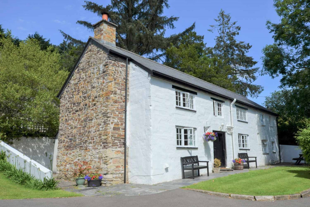 Cornwall Holiday Cottages Bodmin Moor Rivermead Farm Cottage