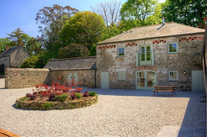 Miraculous Luxury Holiday Cottage Ponsanooth Falmouth Dog Friendly Download Free Architecture Designs Intelgarnamadebymaigaardcom