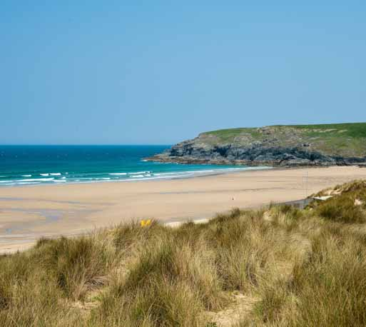 Holiday Cottages Atlantic Coast North Cornwall