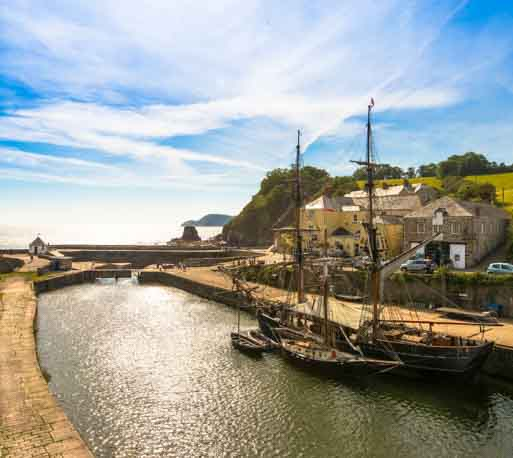 Holiday Cottages in South East Cornwall