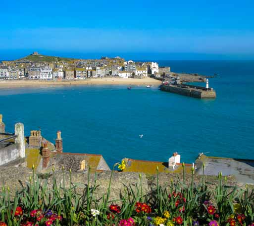 Holiday Cottages in West Cornwall