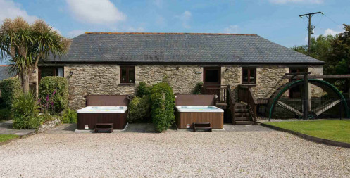 Cornwall Cottages with Hot Tub Holiday Homes Indoor Outdoor Hot Tub